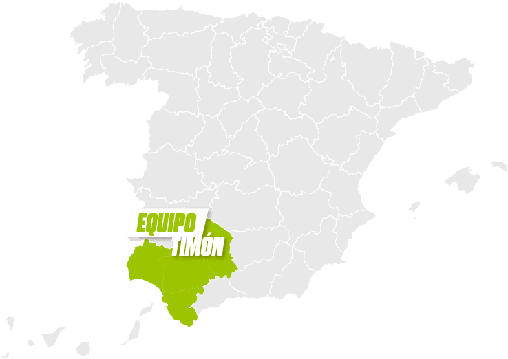 mapa Timón